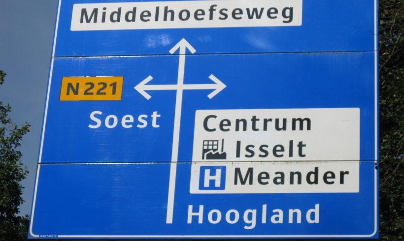 'Groen in Amersfoort' constateert megafout met arbeidsplaatsen Isselt